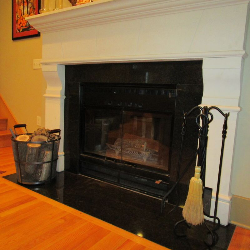 salaambank shield fireplace liner reflective heat reflector flue