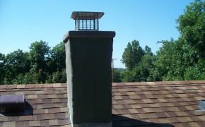 Chimney Cap Installations